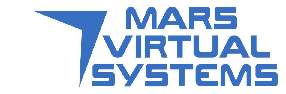 Mars Virtual Systems Logo
